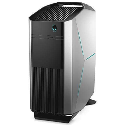 Dell ゲーミングデスクトップパソコン ALIENWARE AURORA Core i7 エピックシルバー 20Q11/Win10/16GB/128GB SSD+2TB HDD/GTX1070