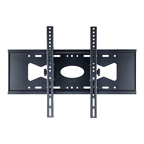 MOUTIK テレビ 壁掛け 金具 32~65インチ対応 32インチ 40インチ 50インチ 65インチ tv壁掛け LED液晶テレビ 壁寄せ 上下角度調節可 左右移動式 耐荷重35kg シャープ/パナソニック/ソニー/東芝/LG等対応
