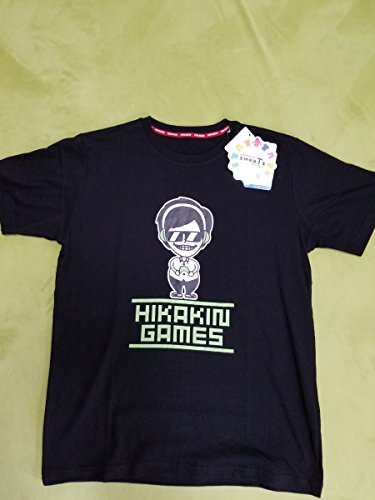 hikakin HIKAKIN ヒカキン ゲームズ Tシャツ...
