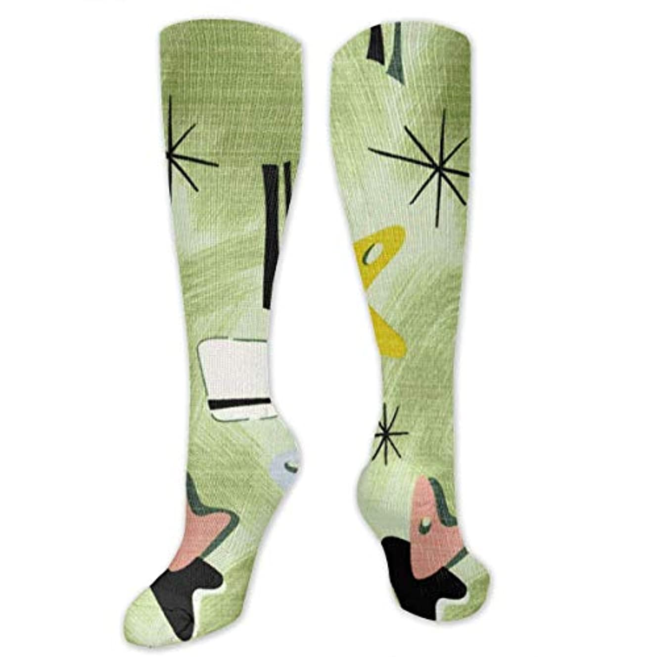 改善する工場安定した靴下,ストッキング,野生のジョーカー,実際,秋の本質,冬必須,サマーウェア&RBXAA Mid Century Airstream Socks Women's Winter Cotton Long Tube Socks...