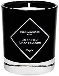 ランプベルジェ Graphic Candle - Linen Blossom 210g/7.4oz並行輸入品
