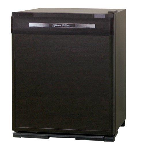 三菱 電子冷蔵庫 41L 1ドア グランペルチェ 右開き RK-41B-K 木目調