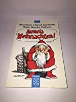 Auweia Weihnachten. ( Cartoon).