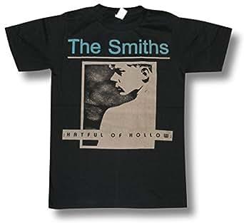 ザ・スミス/The Smiths/ハットフル・オブ・ホロウ/Hatful of Hollow/メンズ/レディース/ロックTシャツ/半袖 (S)