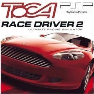 TOCA RACE DRIVE 2 THE ULTIMATE RACING SIMULATOR ベストプライス - PSP