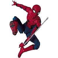 MAFEX マフェックス No.047 スパイダーマン ホームカミングバージョン 二次生産分 ノンスケール ABS&ATBC-PVC製 塗装済み アクションフィギュア