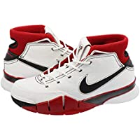 [ナイキ] NIKE ZOOM KOBE 1 PROTRO WHITE/BLACK/VARSITY RED ALL STAR [並行輸入品]