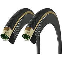 2本セット Vittoria ヴィットリア CORSA コルサ クリンチャータイヤ700c Clincher Tire [並行輸入品]