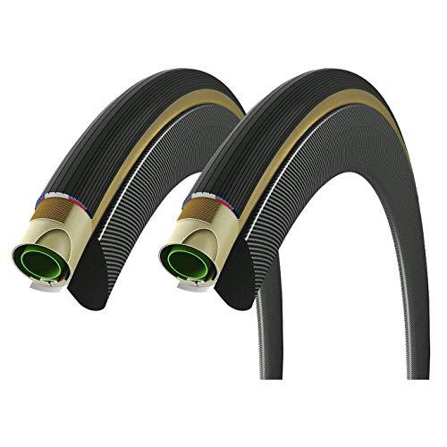 2本セット Vittoria ヴィットリア CORSA コルサ クリンチャータイヤ700c Clincher Tire (700×25c) [並行輸入品]