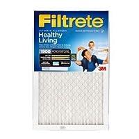 Filtrete 1900究極Allergen削減でフィルタ3M (4パック) 16x20x1 MN16X20_4 4
