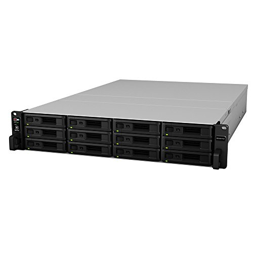Synology RackStation RS18017xs+ 2UオールインワンNASストレージキット CS6791