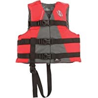 Stearns Child's Boating Vest (Red, Weight- 30-50 Lbs) by Stearns