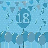 18: libro degli ospiti per il tuo compleanno