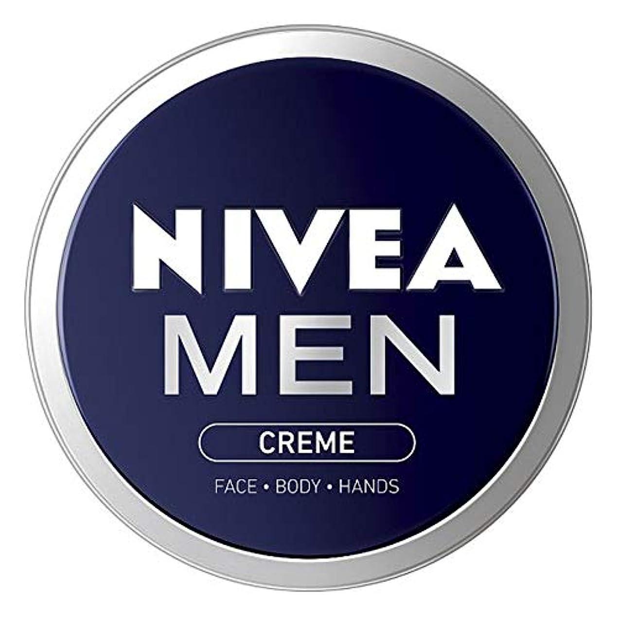 終了しました海嶺切手[Nivea] ニベア男性は150ミリリットルをモイスチャライザー - Nivea Men Moisturiser 150Ml [並行輸入品]