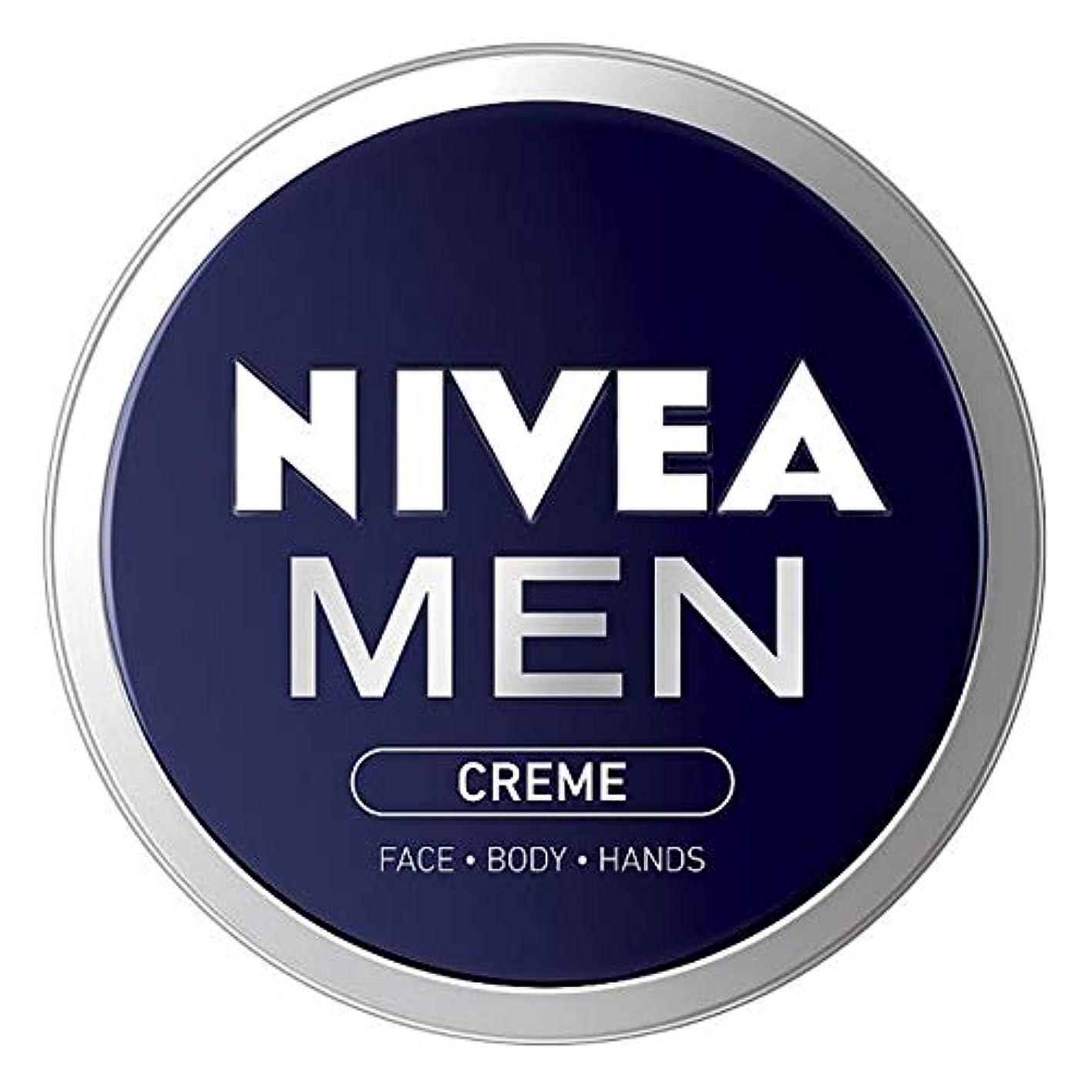 説得力のあるテロ株式[Nivea] ニベア男性は150ミリリットルをモイスチャライザー - Nivea Men Moisturiser 150Ml [並行輸入品]