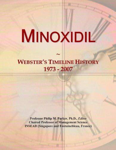 Minoxidil: Webster's Timeline ...