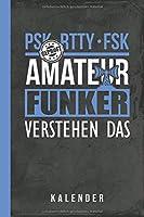 Kalender PSK RTTY FSK Amateurfunker verstehen das (Funktechnik)