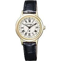 [シチズン]CITIZEN 腕時計 xC クロスシー ティタニアライン ハッピーフライト エコ・ドライブ電波時計 EC1142-05B レディース
