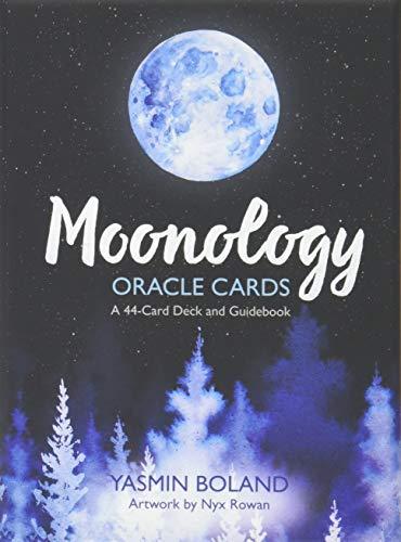 ムーンオロジーオラクルカード 日本語版説明書付 (オラクルカードシリーズ)