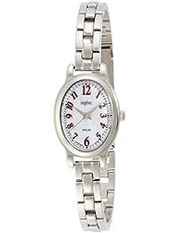 [ingene]アンジェーヌ 腕時計 ソーラー 日常生活用防水 AHJD081 レディース