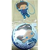 ユーリ!!!on ICE ミケーレ・クリスピーノ コトブキヤ アニカプ 缶バッジ ラバーストラップ セット