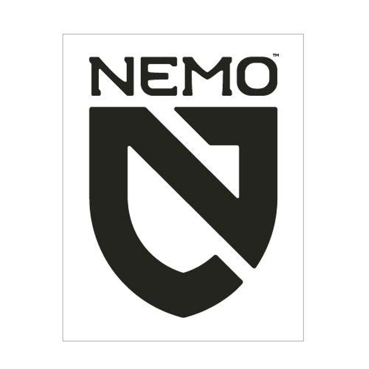 焦げ祭り部門NEMO(ニーモ) シールドステッカーセット BK 転写タイプ