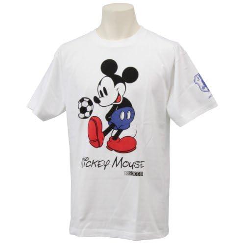 (Jリーグエンタープライズ)J.LEAGU ENTERPRISE ミッキーTシャツ SAMURAI BLUE 11330566 ND ホワイト L