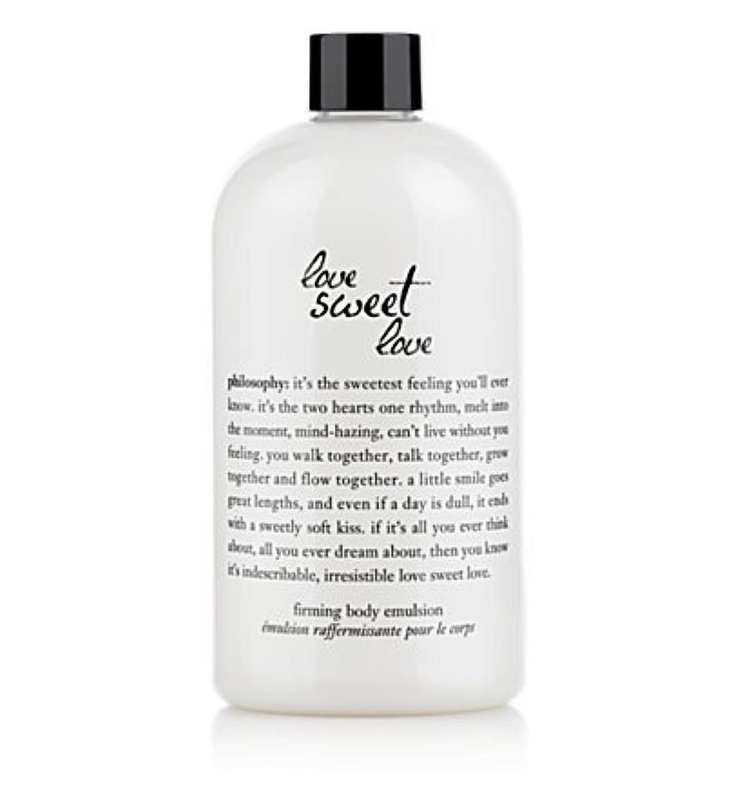 上スケジュール測定可能love sweet love (ラブスイートラブ ) 16.0 oz (480ml) firming body emulsion for Women