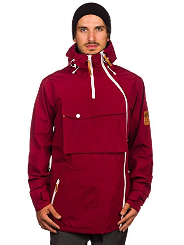 Ms-L/16 CLWR FOIL JKT/Burgundy カラーウエア メンズ ウエア