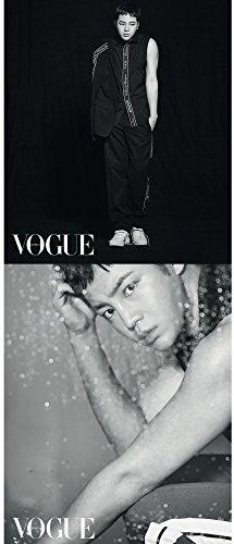 韓国雑誌 VOGUE korea 2018年 3月号(チャングンソク・インタビュー記事、画報掲載 ) -