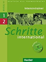 Schritte International: Intensivtrainer mit Audio-CD 1 & 2