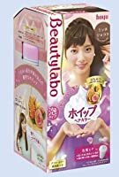 BeautyLabo(ビューティラボ) ホイップヘアカラー リッチショコラ × 24個セット