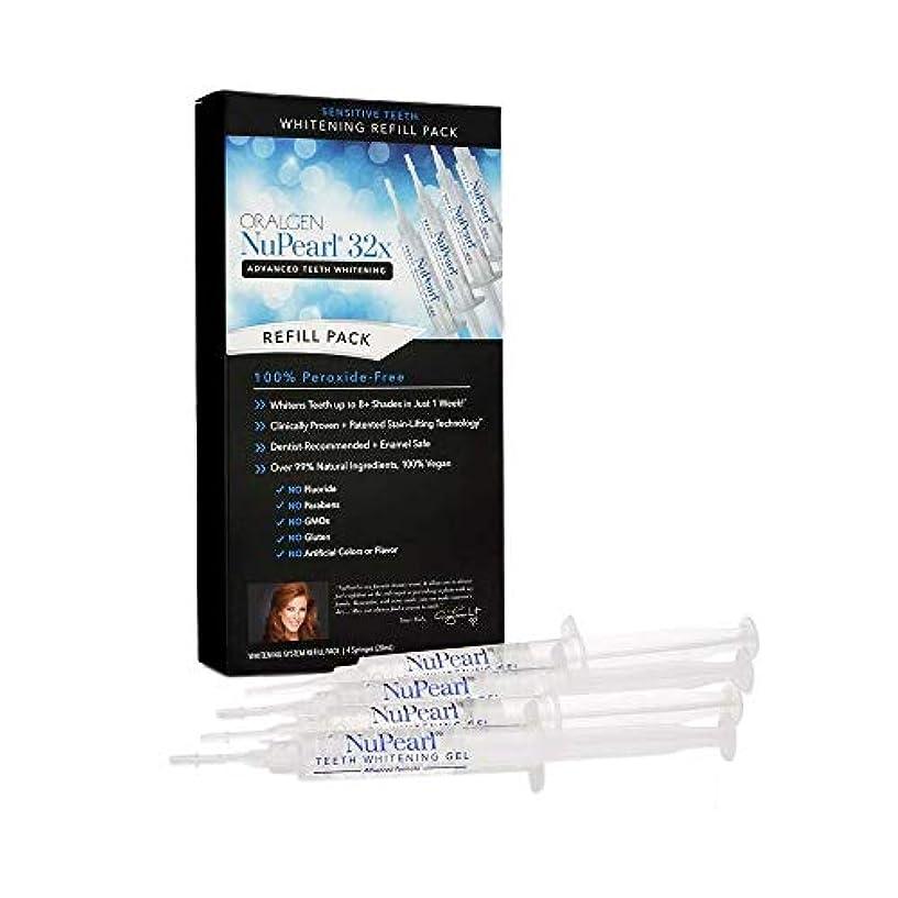 ご覧ください半導体ツールNuPearl ニューパール レフィルキット ホワイトニングジェル