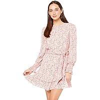 Finders Keepers Women's Secrets Mini Dress, Blush Spot