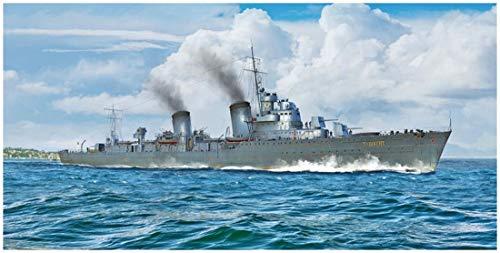 トランペッター 1/350 ソビエト海軍 駆逐艦 タシュケント 1940 プラモデル 05356