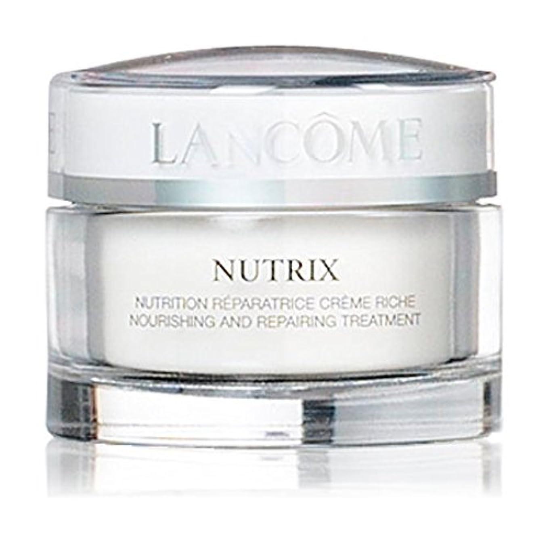 ピストンティーンエイジャー驚くべきランコム Nutrix Nourishing And Repairing Treatment Rich Cream - For Very Dry, Sensitive Or Irritated Skin 50ml/1.7oz...