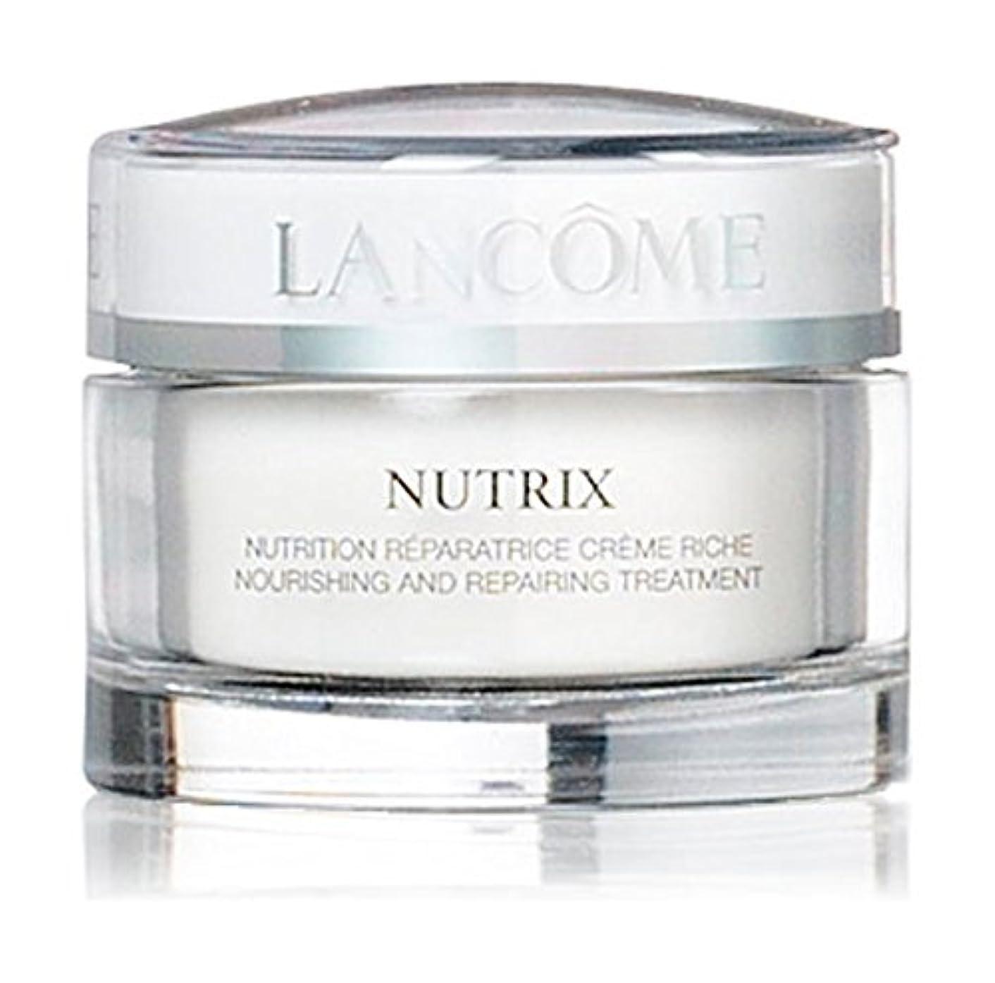 テーブルを設定する通訳乏しいランコム Nutrix Nourishing And Repairing Treatment Rich Cream - For Very Dry, Sensitive Or Irritated Skin 50ml/1.7oz...