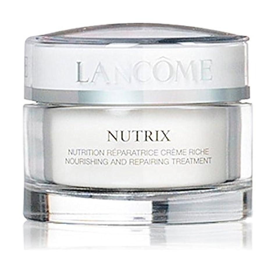 交換可能暗殺者免除するランコム Nutrix Nourishing And Repairing Treatment Rich Cream - For Very Dry, Sensitive Or Irritated Skin 50ml/1.7oz並行輸入品