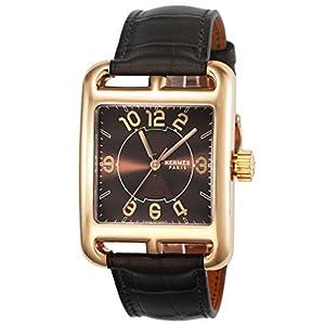[エルメス]HERMES 腕時計 ケープコッド ブラウン文字盤 CD4.870.434.MHA メンズ 【並行輸入品】