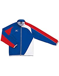 ミズノ(MIZUNO) トレーニングクロス(シャツ) N2JC5010 26 ブルー/レッド O