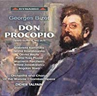 Don Procopio by GEORGES BIZET (2003-09-30)