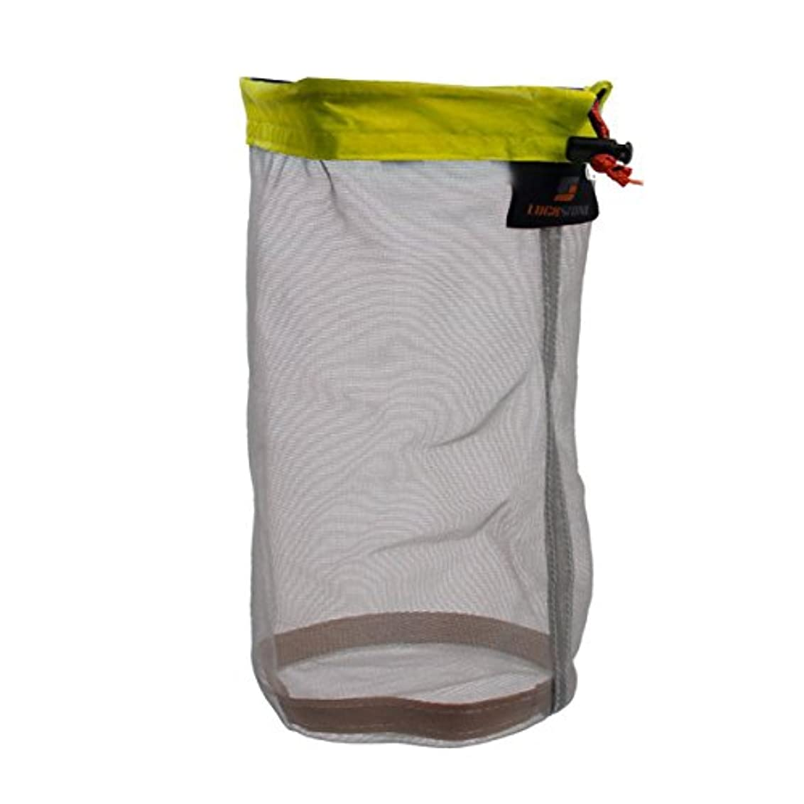保護する戻す未払いVORCOOLウルトラライトメッシュストレージバッグ袋Tavelキャンプ – サイズL