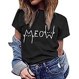 猫柄 メンズ レディース Tシャツ「SO SLEEPY」ロゴ 半袖 おもしろ スリープ ネコ プリント tシャツ おしゃれ 0ネック 柔らかい 丸首 夏服 春夏 個性 カジュアル シンプル 速乾 快適 上着