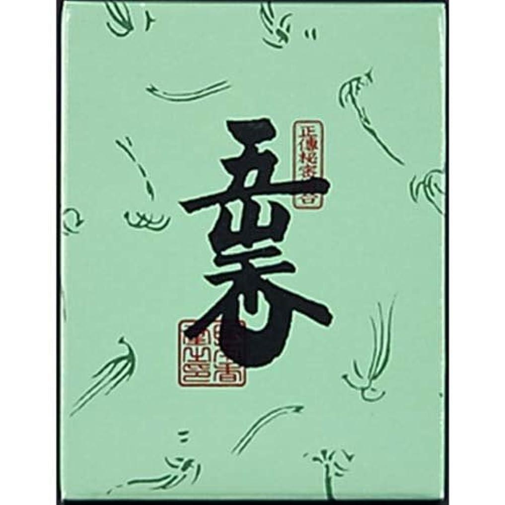 南アメリカ神の南アメリカ五山香 紙箱 30g入