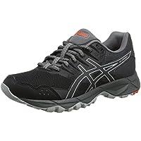 ASICS Womens Gel-Sonoma 3 Trail Running Shoes, Black (Black/Dark