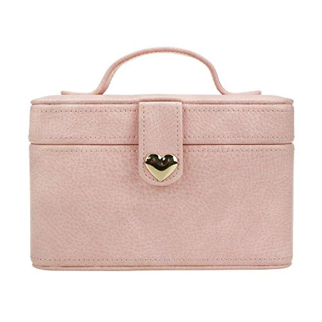 アンソロジー金貸しアナログ化粧オーガナイザーバッグ 小さなアイテムのストレージのための丈夫な女性のジュエリーの収納ボックス 化粧品ケース