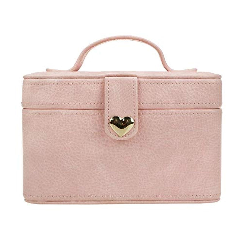 脅かす巨大顕著化粧オーガナイザーバッグ 小さなアイテムのストレージのための丈夫な女性のジュエリーの収納ボックス 化粧品ケース