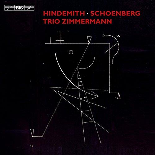 ヒンデミット : 弦楽三重奏曲 第1番 & 第2番 | シェーンベルク : 弦楽三重奏曲 (Hindemith | Schoenberg / Trio Zimmermann) [SACD Hybrid] [輸入盤] [日本語帯・解説付]