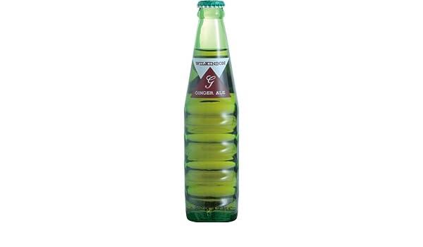 Amazon.co.jp: ウィルキンソン・ジンジャーエール・190ml・瓶(24本入り) 食品・飲料・お酒