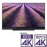東芝 43V型地上・BS・110度CSデジタル4Kチューナー内蔵 LED液晶テレビ(別売USB HDD録画対応) REGZA 43BM620X